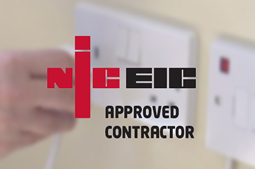 NICEIC qualified electrician's