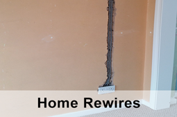 Home Rewire Socket